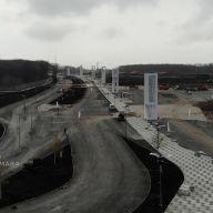Обустройство пешеходных зон у стадиона «Самара-Арена»