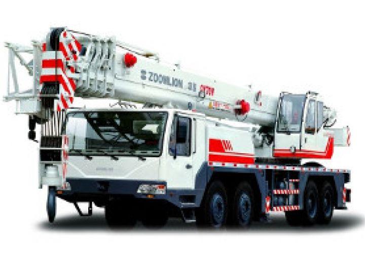 Автокран Zoomlion QY25V532 грузоподъемность 25 тонн